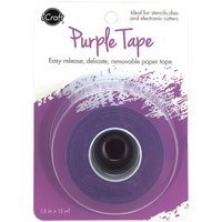 icraft REMOVABLE PURPLE TAPE - 15 yards