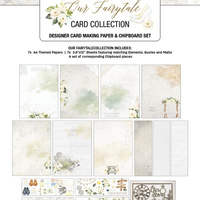 3Quarter Designs Card Collection - OUR FAIRYTALE