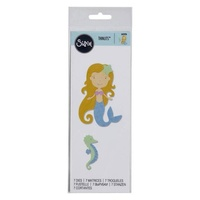 Sizzix Thinlits Die Set 6PK - MERMAID