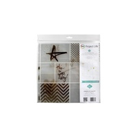 "Project Life Photo Pocket Pages PRINTED - 12""X12"" 12/Pkg"