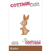 CottageCutz Mini Die - RABBIT