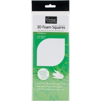 Couture Creations 3D FOAM SQUARES 940/Pkg