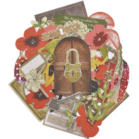 Kaisercraft Collectables Cardstock Die-Cuts - ENCHANTED