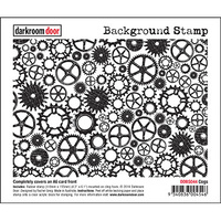 Darkroom Door Background Stamp - COGS