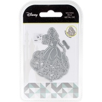 Disney Die w/Stamp Set - WALTZING BELLE