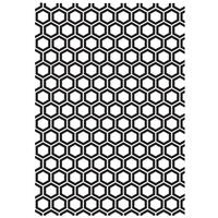 "Kaisercraft Embossing Folder - HONEYCOMB 5"" x 7"""