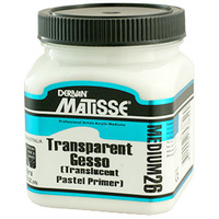 Derivan Matisse - TRANSPARENT GESSO 250ml