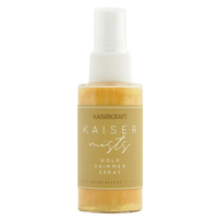 KAISERmist - Iridescent Shimmer Spray - GOLD