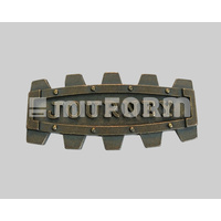 Mitform Metal Castings - FRAMED TITLE - JOURNEY
