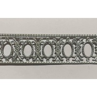 Metal Ornate Garland Trim - 1 mtr - Style 1