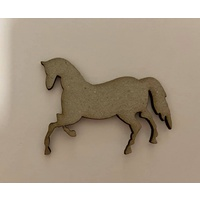 Memory Maze Chipboard - Mini HORSE