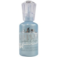 Nuvo Crystal Drops - WEDGEWOOD BLUE - Pearlescent
