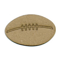 Scrap FX Chipboard - FOOTY