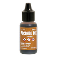 Ranger Tim Holtz Alcohol Ink 14ml - CARAMEL