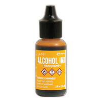 Ranger Tim Holtz Alcohol Ink 14ml - HONEYCOMB