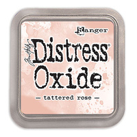 Tim Holtz Distress Oxide Ink Pad TATTERED ROSE