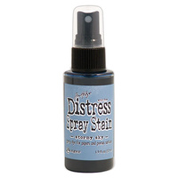 Tim Holtz Distress Spray Stain - STORMY SKY