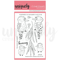 Uniquely Creative Stamps - KOOKABURRA PARTY