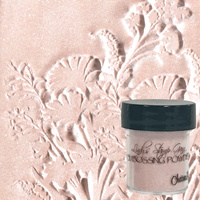 Lindy's Gang Embossing Powder CHATEAU ROSE